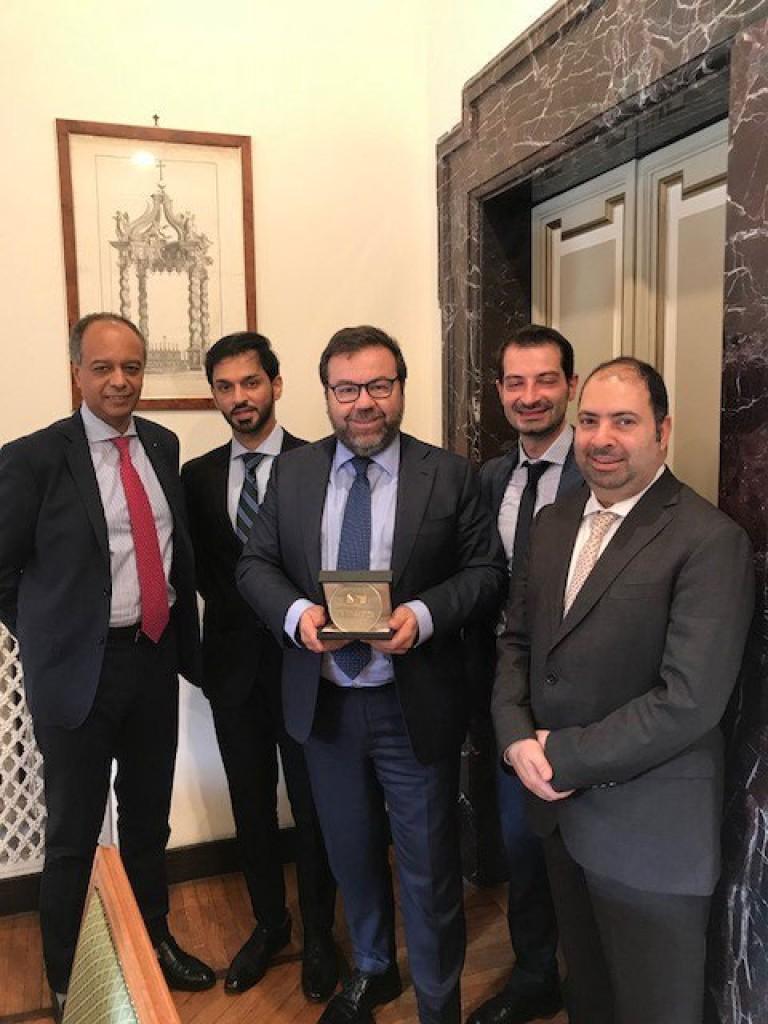 FDI – B2B on Italy