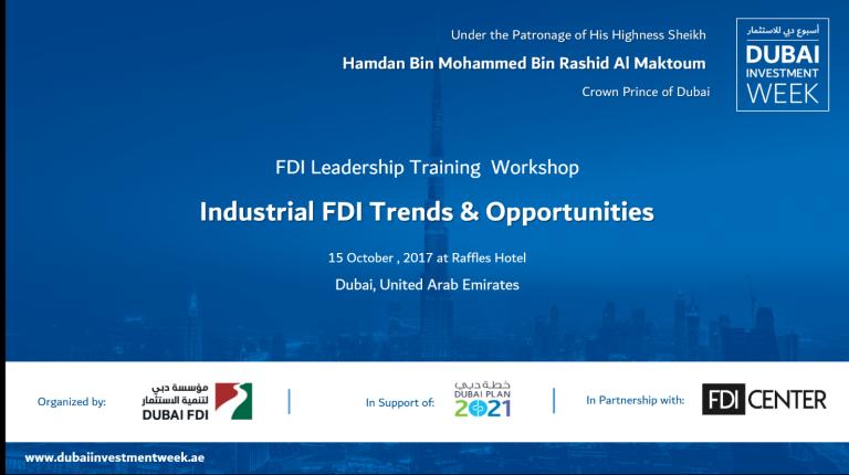 FDI Leadership Training Workshop