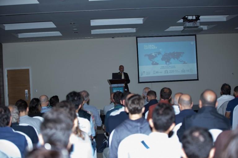 Incontro Architetti e Ingegneri Italiani con la FTZ di Dubai South